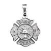 Fire Department Medium Necklace