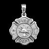 Fire Department Medium Necklace