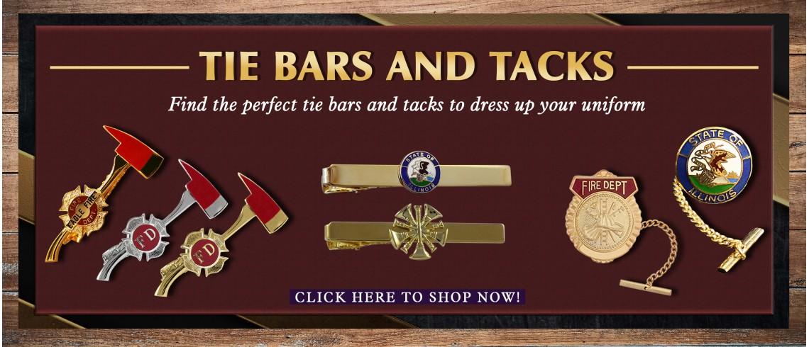 Tie Bars and Tacks