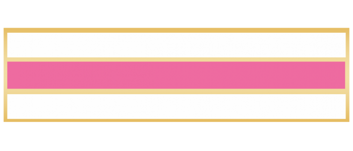 Breast Cancer Awareness Comm. Bar (Horizontal Style)