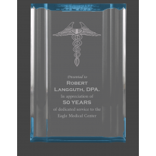 Acrylic Channel Mirror Doctor Award