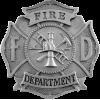 Casting — Fire Department Maltese Cross