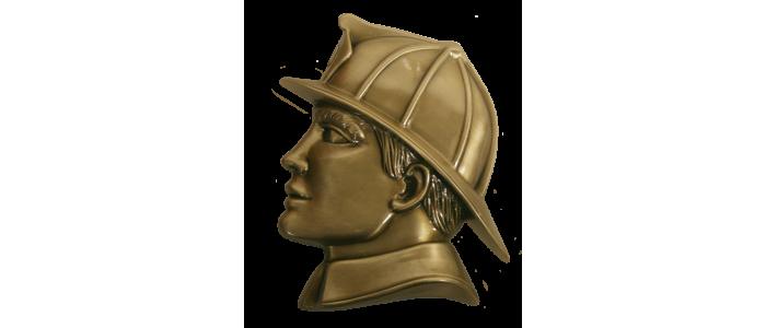 Casting — Firefighter Head