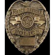 Casting — Police Shield