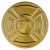 Gold Maltese - 50-1171G
