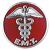 Red E.M.T. Caduceus (QS-4989)