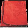 Custom Logo Fleece Blanket