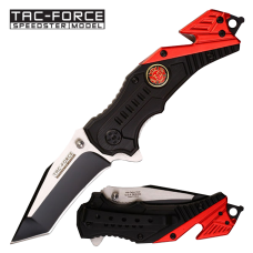 Two Color Firefighter Knife