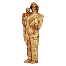 Casting — Firefighter with Children
