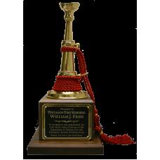 Small Firefighter Trumpet Award