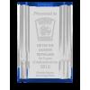 Acrylic Channel Mirror Police Award