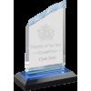 Chisel Top Acrylic EMS Award