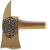 Cast Metal Firefighter Axe