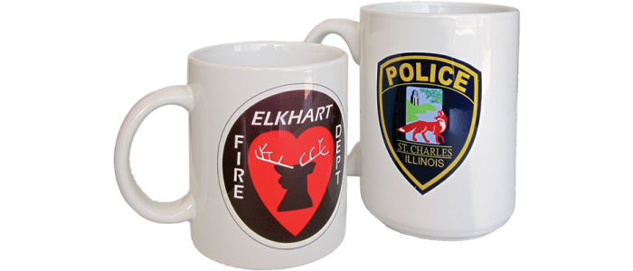 Custom Ceramic Full Color Mugs