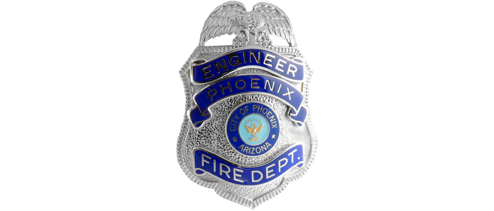 Blackinton Badge B2838