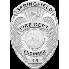 Blackinton Badge B3024