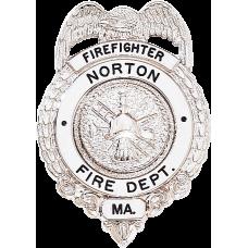 Blackinton Badge B2256