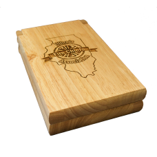 IFCA Cribbage Board