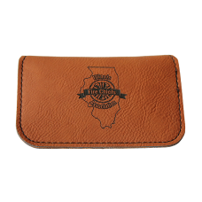 IFCA Leatherette Business Card Holder