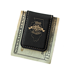 IFCA Magnetic Leatherette Money Clip