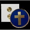 Express Ship Chaplain Collar Ornament Pairs