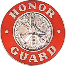 Honor Guard Collar Ornament