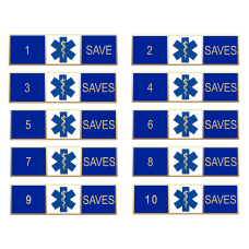 EMS Life Saves Commendation Bar