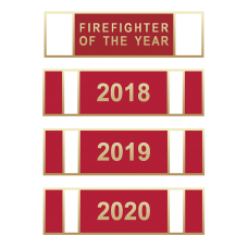 Firefighter of the Year Commendation Bar
