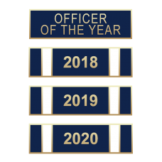 Officer of the Year Commendation Bar
