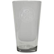 Custom Logo Beverage Glass
