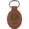 Leatherette Key Chain