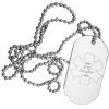 EMS Family Engraved Dog Tag
