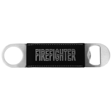 Firefighter Bottle Opener