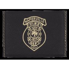 Custom Leatherette Business Card Holder