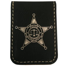 Police Magnetic Money Clip
