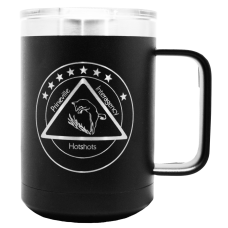 Custom Logo 15oz Polar Camel™ Coffee Mug