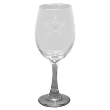 Law Enforcement Family Gift Wine Glass