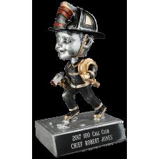 Firefighter Bobble Head