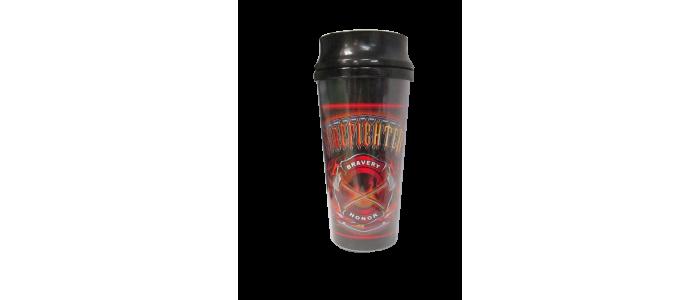 16 oz. Thermal Firefighter Mug