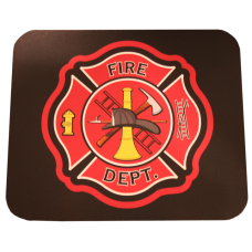 Firefighter Mouse Mat