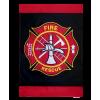 Firefighter Maltese Garden Flag