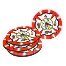 Sublimated Coaster Set