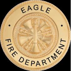 Custom Engravable Hat Badge - Fire - Law Enforcement - EMS