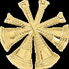 4 Bugle Cutout Texture