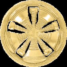 5 Bugle Circle Cutout Texture