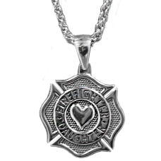 Firefighter's Daughter Necklace