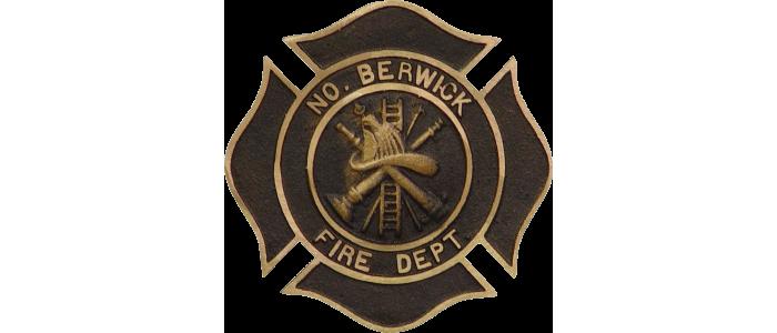 Custom Fire Bronze Grave Marker