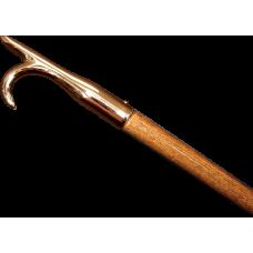 Brass Presentation Pike Pole