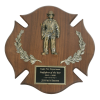 "15"" Firefighter Maltese Plaque"