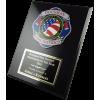 Logo Medallion Plaque